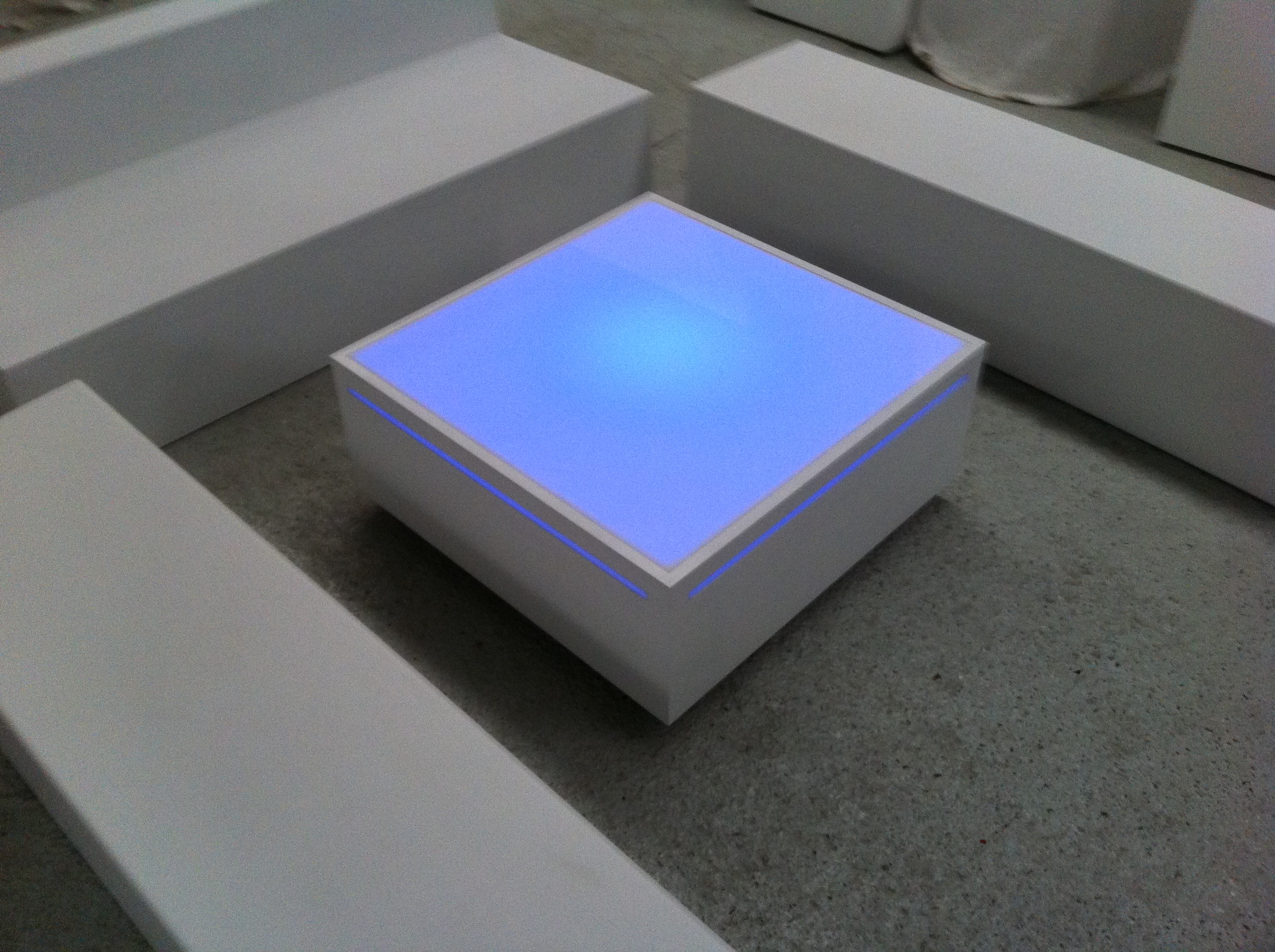 Essential) Coffee Table (LED) | Fabula Productions