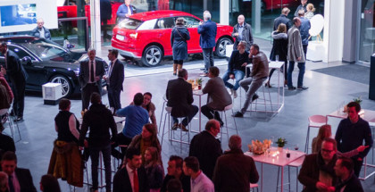 Audi Night - Design Furniture - Fabula Productions