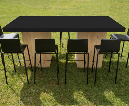 Woodland XL Table Black
