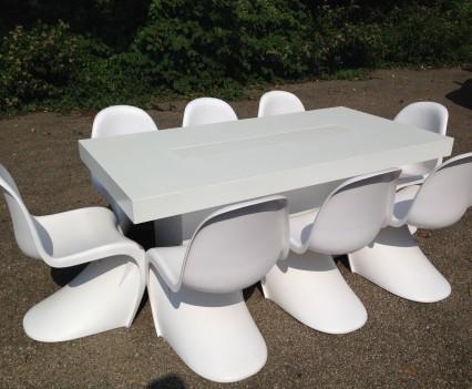 verhuur van design tafels voor feesten